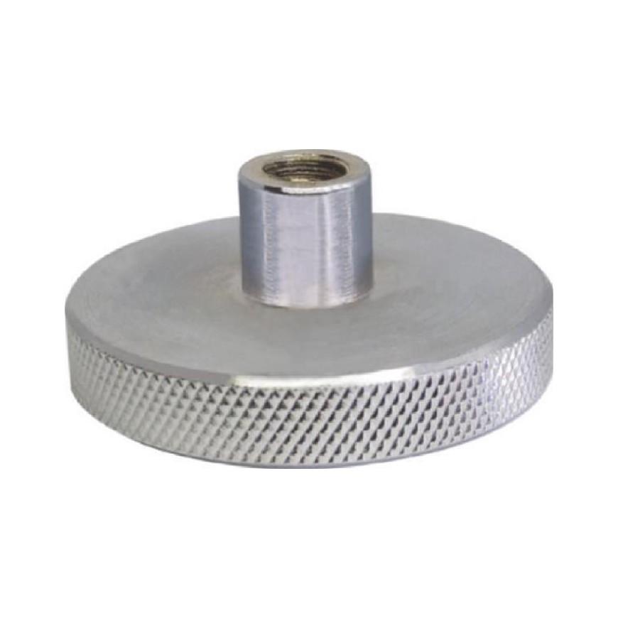 SAUTER AC 08 Disco de presión para ensayos de compresión hasta 5 kN