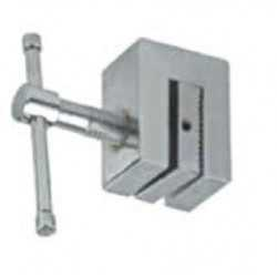 SAUTER AC 13 1-jaw-clamp for tension and fracture tests to 5 kN