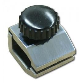 SAUTER AC 22 Abrazadera ancha con mecanismo de liberación rápida para ensayos de tensión y fractura hasta 500 N