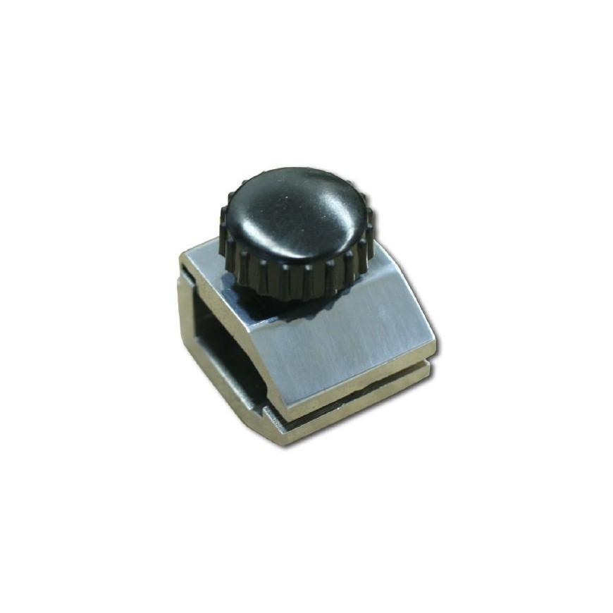 SAUTER AC 22 Pince large avec mécanisme de dégagement rapide pour essais de tension et de fracture jusqu'à 500 N