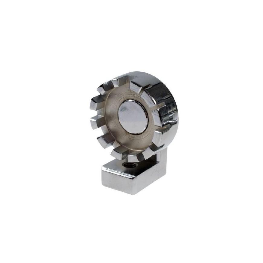 SAUTER AC 42 Serre-fûts pour tests d'extraction de connecteurs de câbles jusqu'à 5 kN
