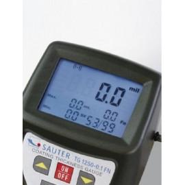 SAUTER TG 1250-0.1FN. Jauge d'épaisseur de revêtement numérique