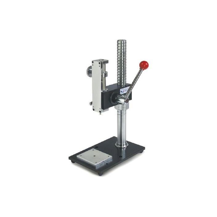 SAUTER TVP. Distance test stand