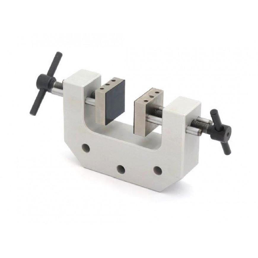 SAUTER AD 9033 Abrazadera de tensión para atornillar hasta 1 kN