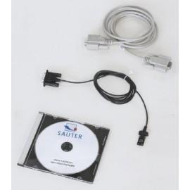 SAUTER ATC-01 Программа передачи данных