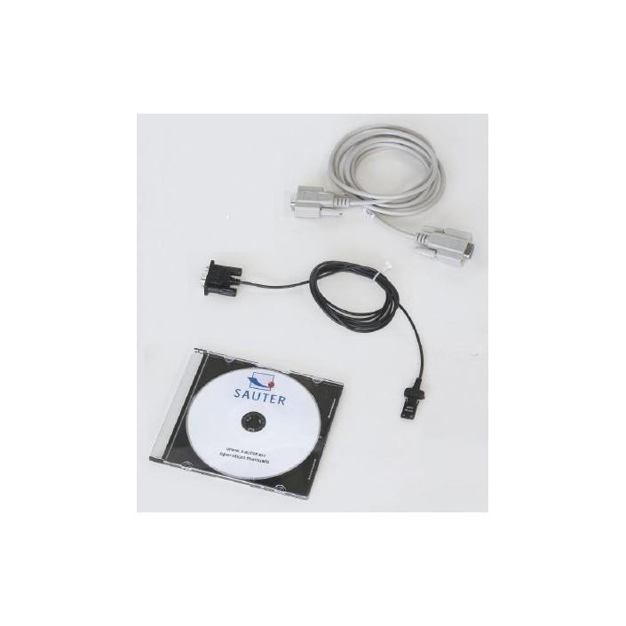 SAUTER ATC-01 Data transfer software