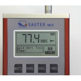 SAUTER HK-D. Durómetro móvil Leeb