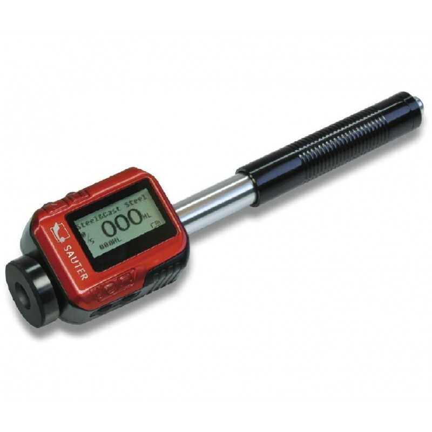 SAUTER HN-D. Mobile Leeb hardness tester