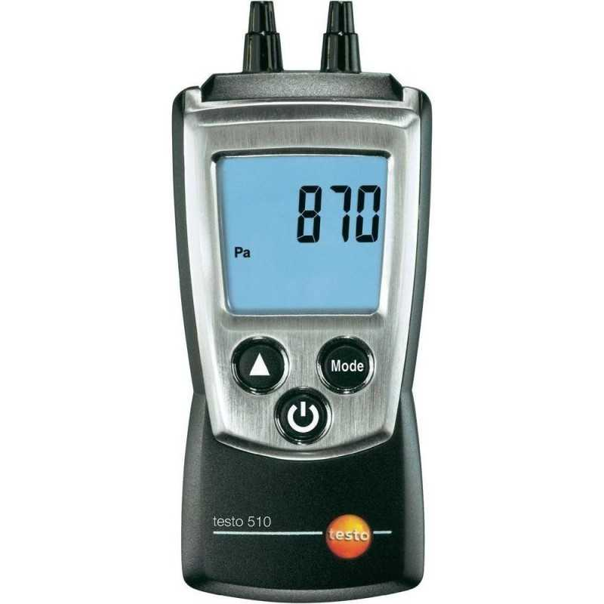 testo 510 - Digital manometer
