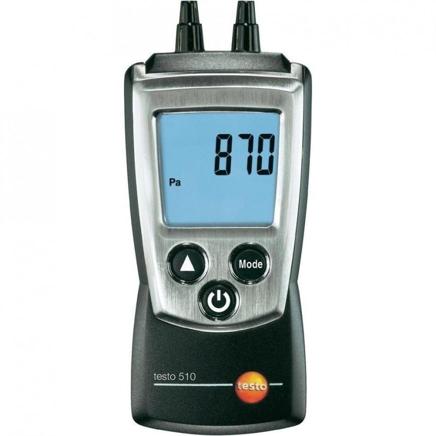 testo 510 - Manomètre numérique