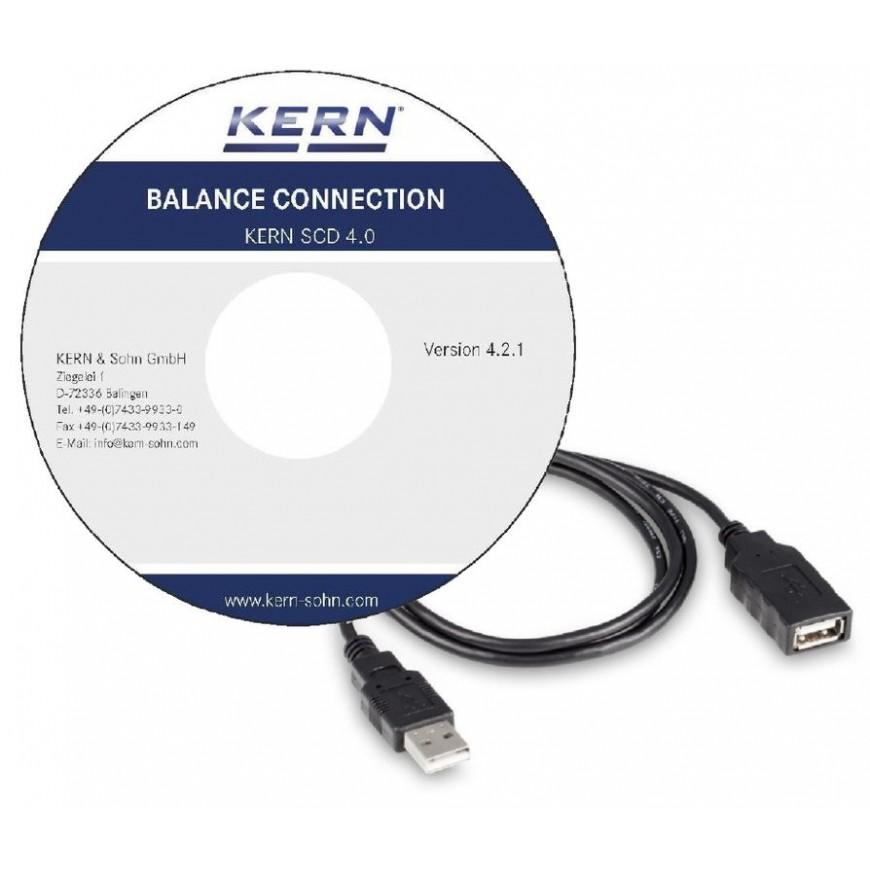 Kit d'interface USB KERN DBS-A02