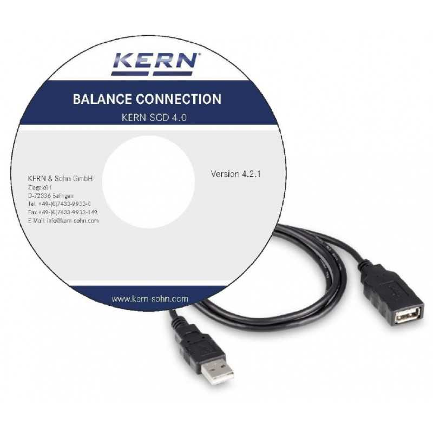 Kit de interfaz USB KERN DBS-A02