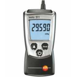 instrumento de medición de presión testo 511