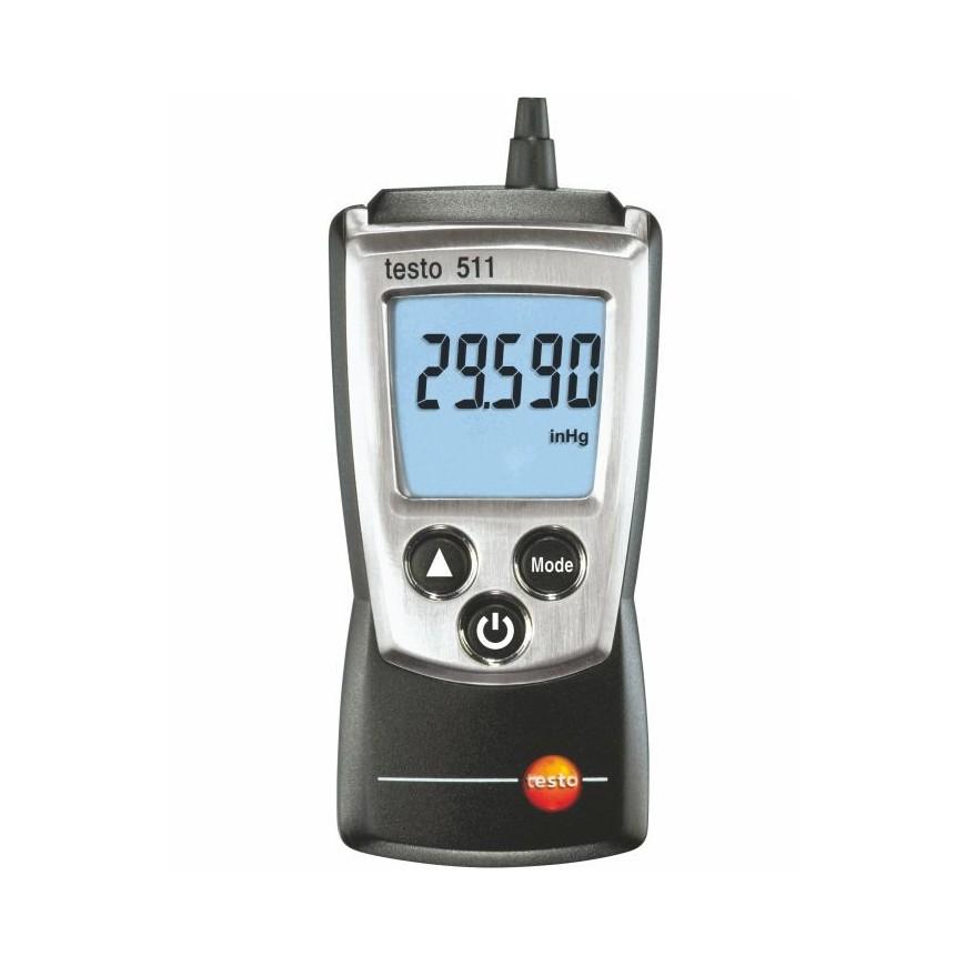strumento di misura della pressione testo 511