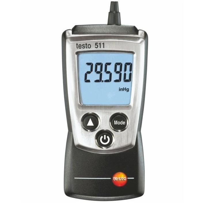 testo 511 pressure measuring instrument