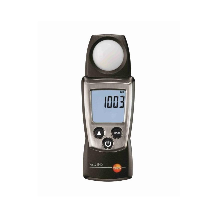 testo 540 - Lux meter 0 - 99999 lx