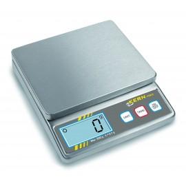 Balance de table en acier inoxydable KERN FOB 500-1S