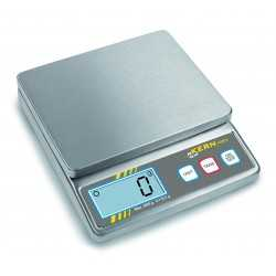 KERN FOB 5K1S Stainless steel bench scale