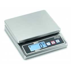 KERN FOB 0.5K-4NS Stainless steel bench scale