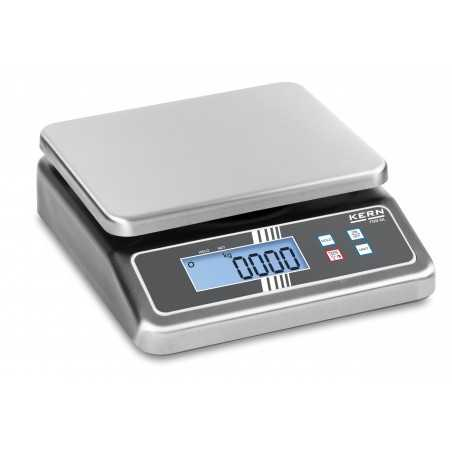 KERN FOB 7K-4NL Stainless steel bench scale