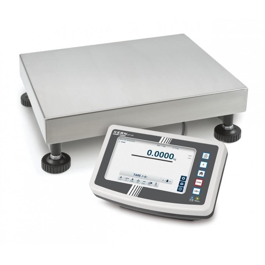 Bilancia a piattaforma KERN IFT 10K-3M Easy-Touch
