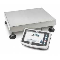 KERN IFT 100K-2M Easy-Touch platform scale