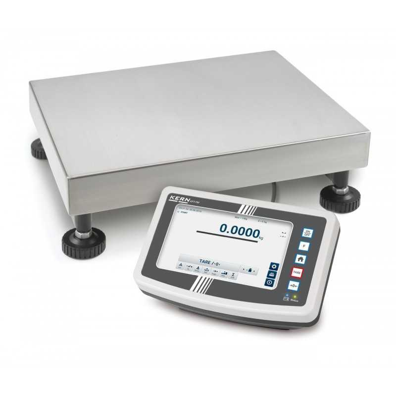 KERN IFT 100K-2LM Easy-Touch platform scale