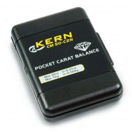 Carat pocket balance KERN CM
