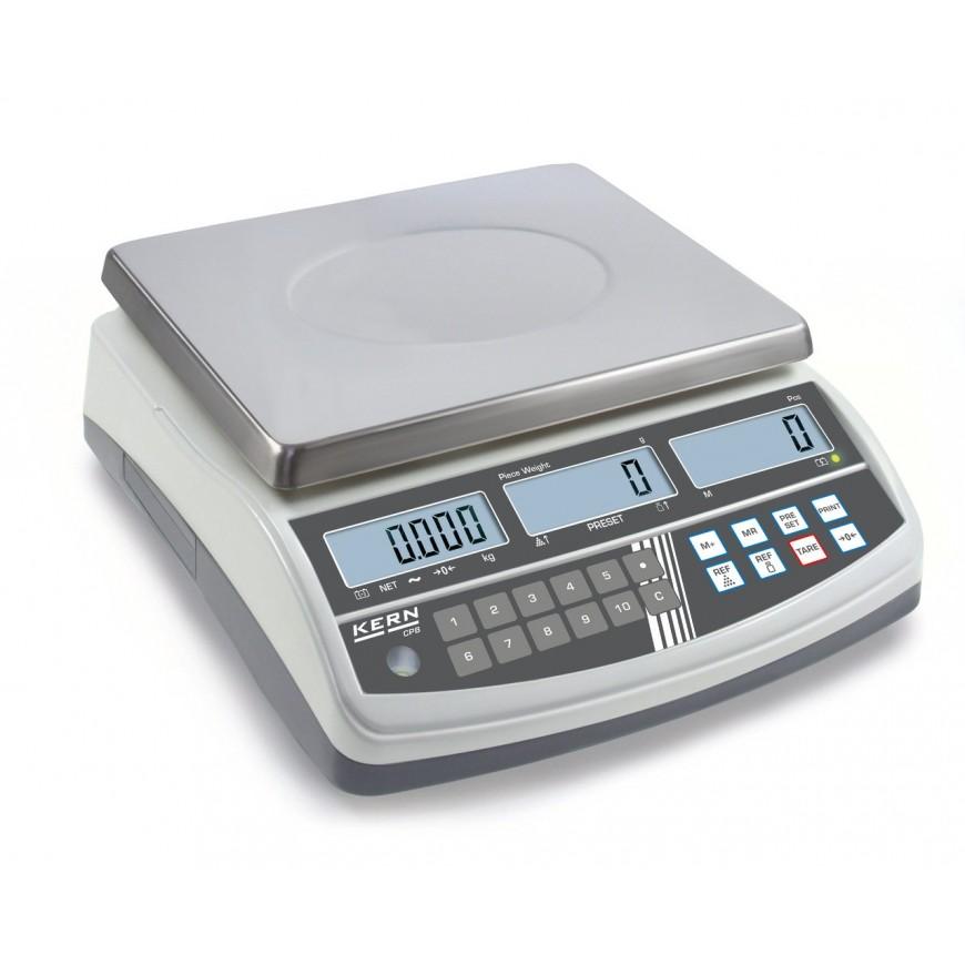 Báscula contadora KERN CPB 30K5DM