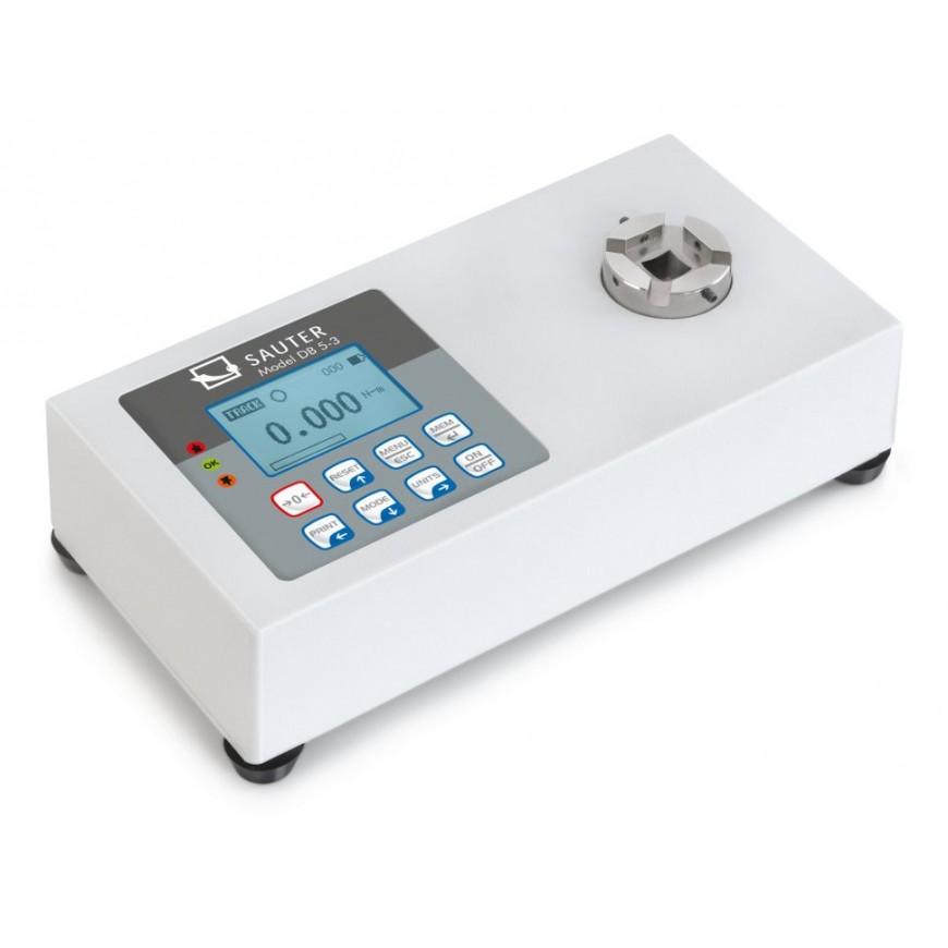 Medidor de torque digital SAUTER DB 0.5-4 0,5 Nm