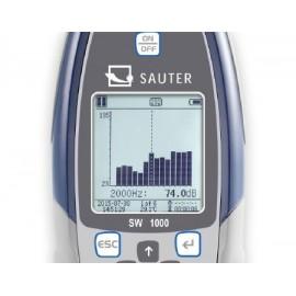 Sound level meter SAUTER SW