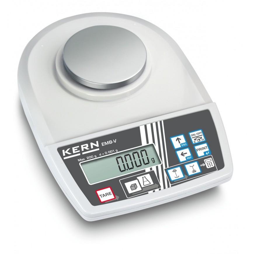 KERN EMB 200-3V Прецизионные весы