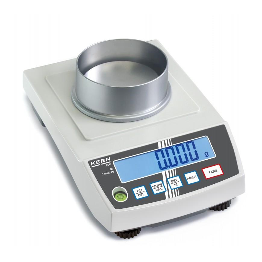 Bilancia di precisione KERN PCB 100-3