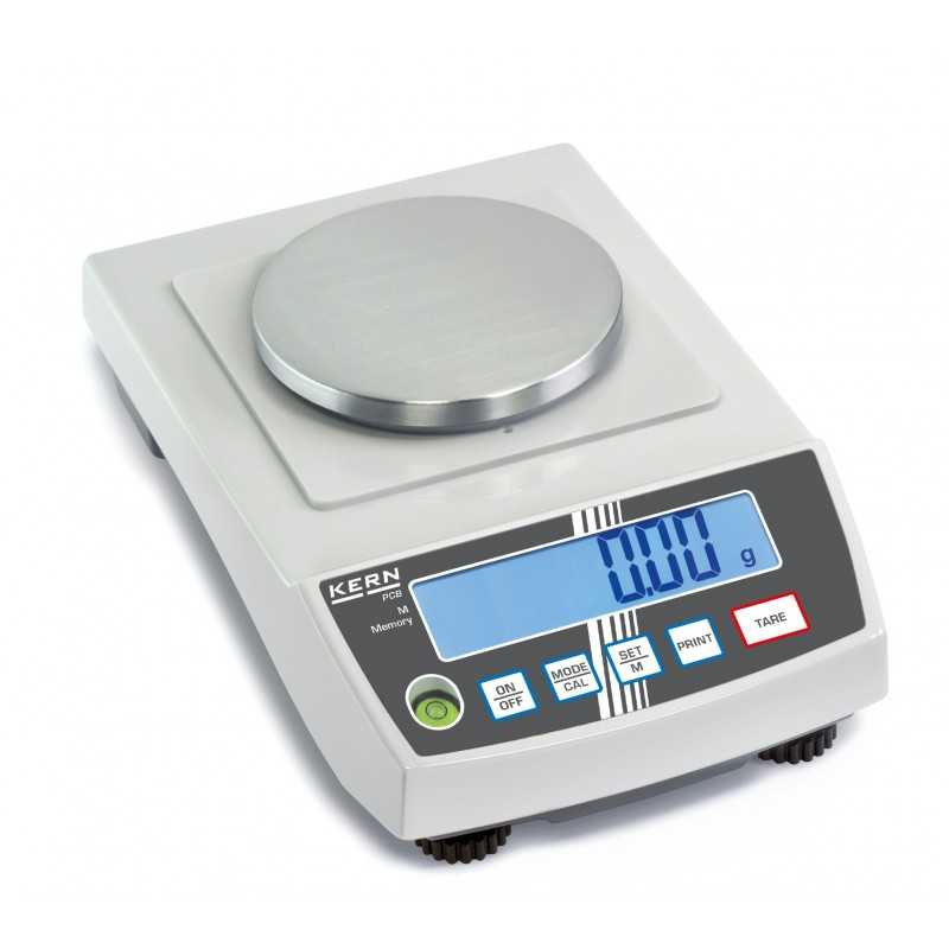 Balance de précision KERN PCB 200-2