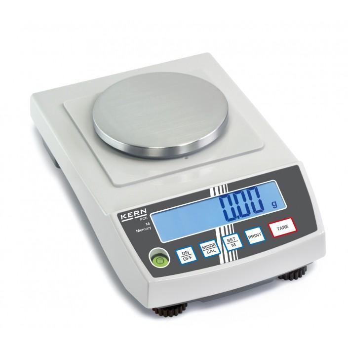 Balanza de precisión KERN PCB 200-2