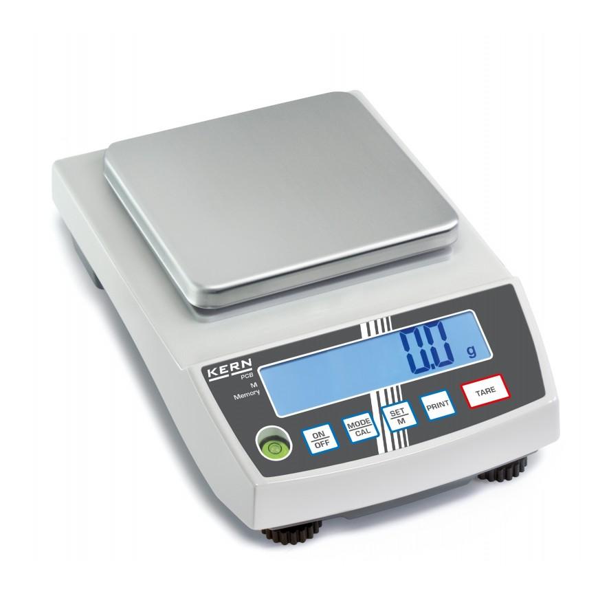 Balanza de precisión KERN PCB 3500-2
