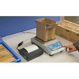 Bilancia di precisione KERN PCB 3500-2