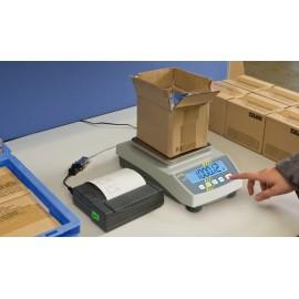 Bilancia di precisione KERN PCB 6000-1