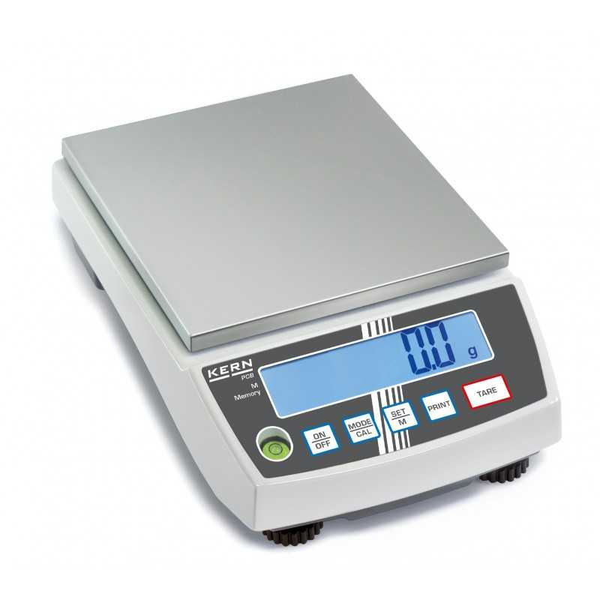Balanza de precisión KERN PCB 6000-0