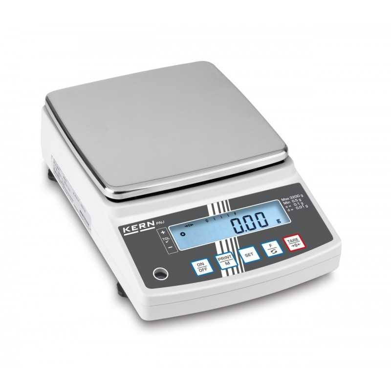 Approved Precision balance KERN PNJ 12000-1M