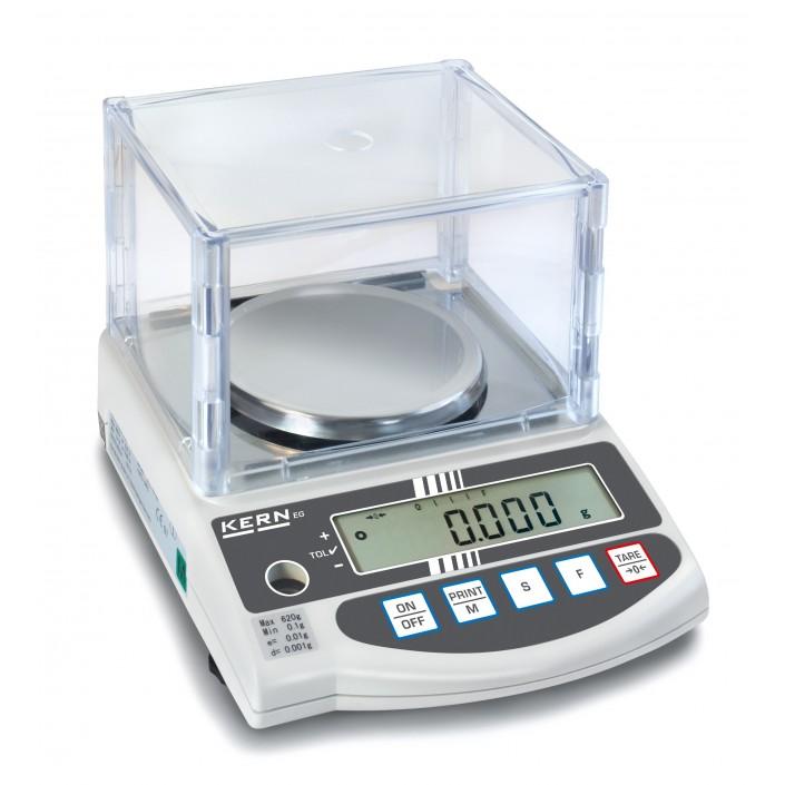 Balanza de precisión KERN EW 620-3NM