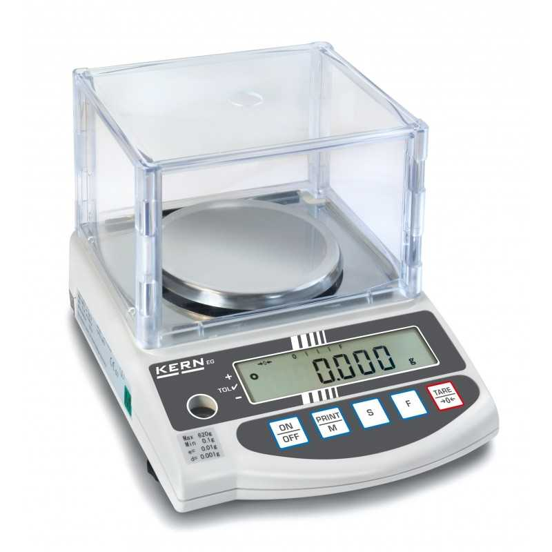KERN EG 620-3NM Precision balance approved