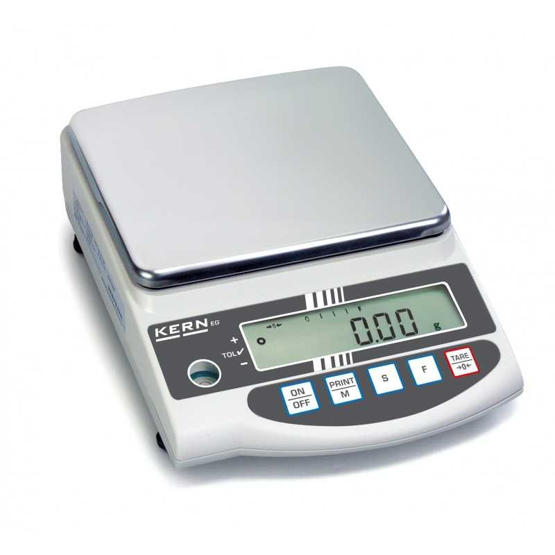 KERN EG 2200-2NM Precision balance approved