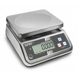 Stainless steel bench scale KERN FFN