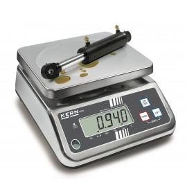 Balance de table en acier inoxydable KERN FFN