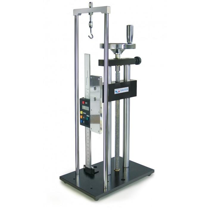 SAUTER TVL. Crank test stand