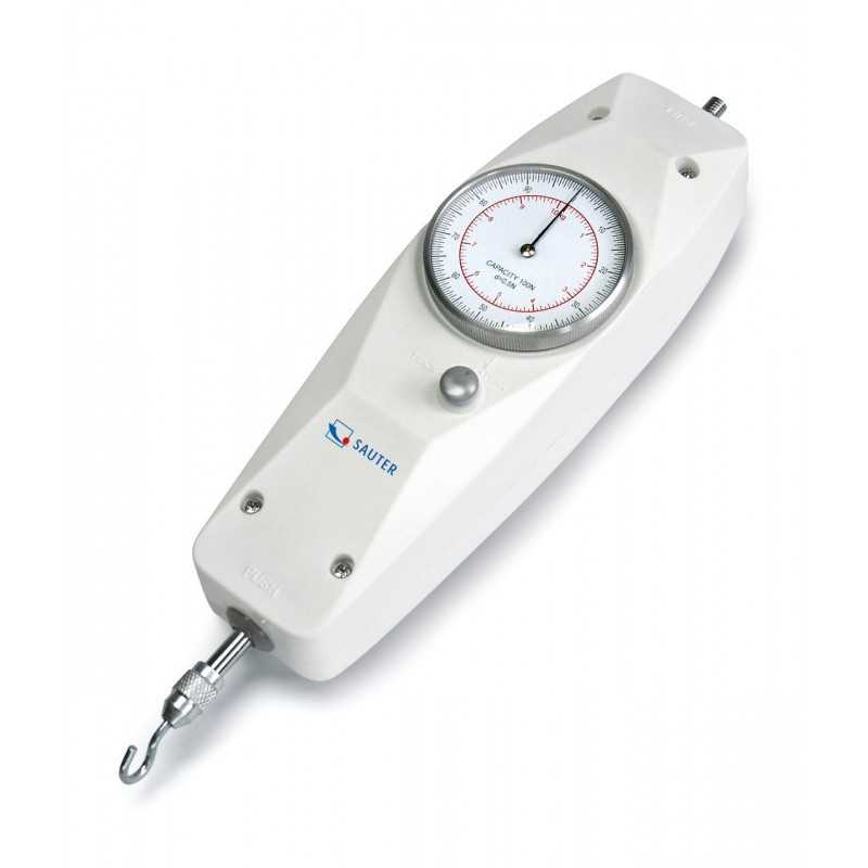SAUTER FA 100. Mechanical force gauge
