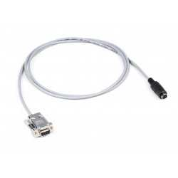 RS-232/PC connection cable for SATER FC