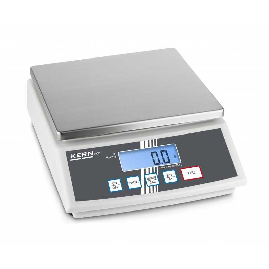 KERN FCB 3K0.1 Настольные весы