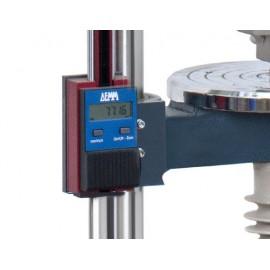 SAUTER LB-A02 Montage de l'appareil de mesure de longueur